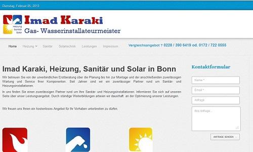 Sanitär & Heizung Imad Karaki
