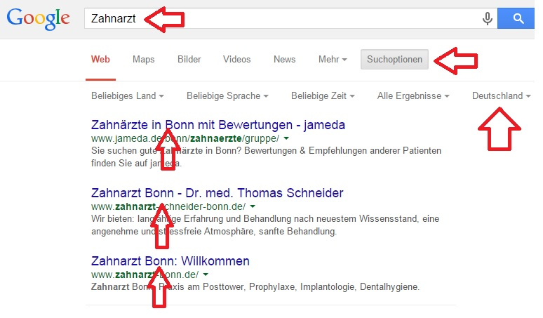 google_lokale_treffer