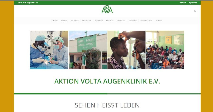 Aktion Volta Augenklinik e.V.